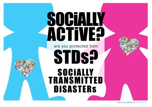 Socially Transmitted Disasters (STDs)